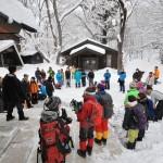 雪のガイドツアーふぇすた in 奥日光