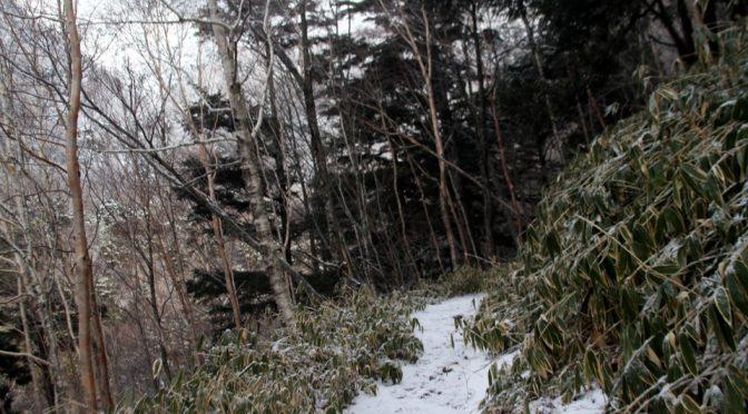 初冬の刈込湖&戦場ヶ原