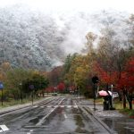 2017 奥日光初雪