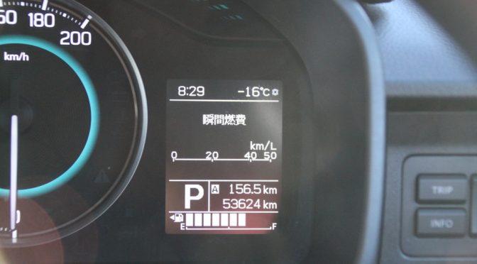 奥日光、寒っっむい!