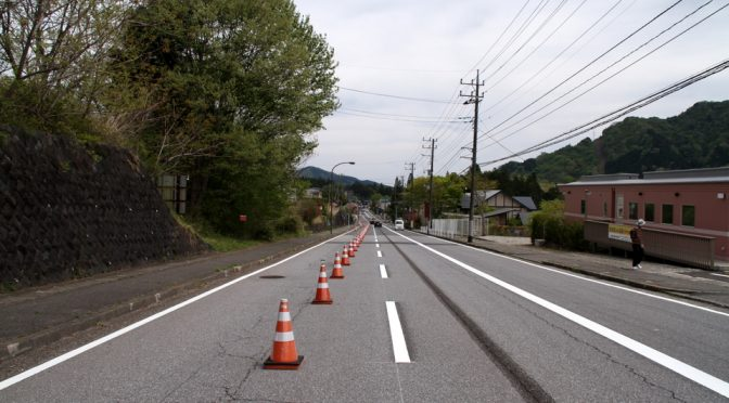 GWの日光渋滞対策とアカヤシオ&サクラ