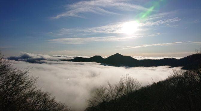 雲海で始まる1日