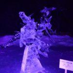氷彫刻奥日光大会 2020