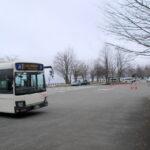 イタリア大使館別荘方面路線バス運行
