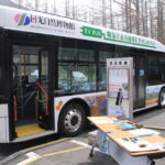 電気バス、運行開始